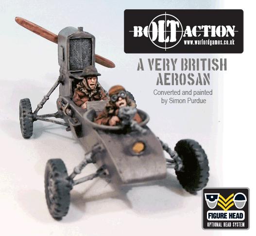 Aerosan Conversion