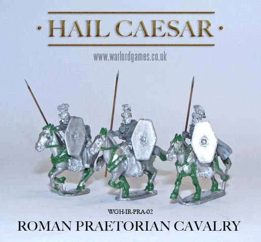 Roman Praetorian Cavalry