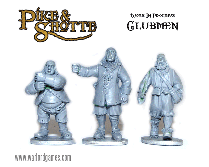 Pike and Shotte Previews