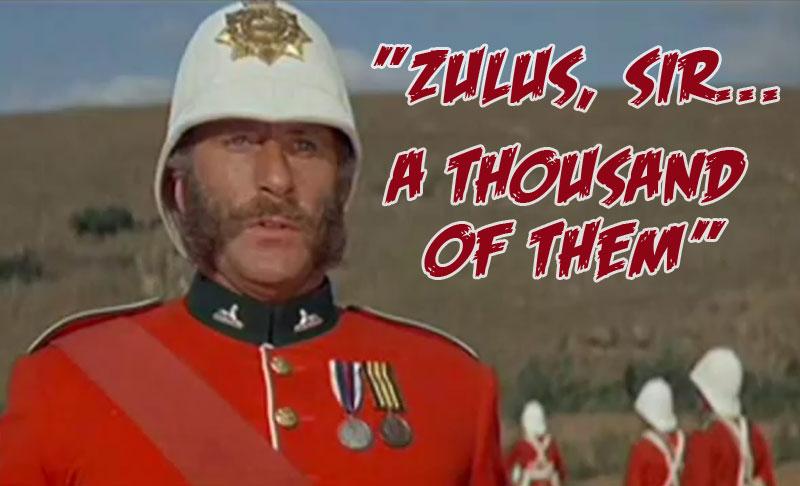 1000 Zulus