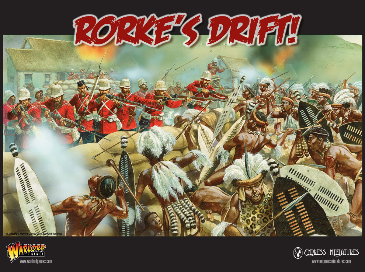 Rorkes Drift Box
