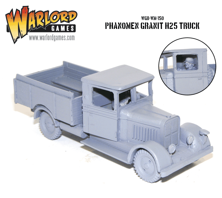 Granit Truck