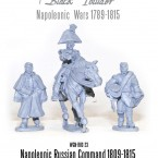 New: Napoleonic Russian 1809-1815 command pack!