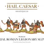 New: Imperial Roman Legionary Slingers!