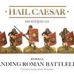 New: Imperial Roman battlelines