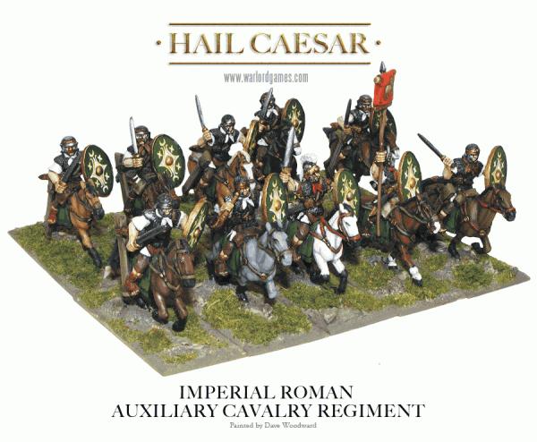 Auxiliary Numidian Cavalry Numidian Cavalry
