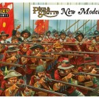 Preview: New Model Army artwork