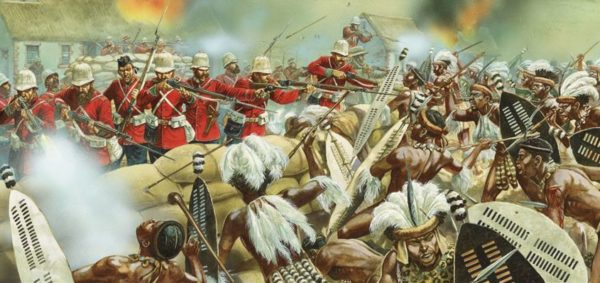Rorkes Drift British