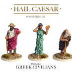 New: Greek Civilians!