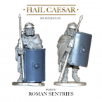 New: Imperial Roman Sentries!