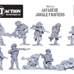 New: Bolt Action Japanese Jungle Fighters!