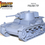 New: Bolt Action Polish 7TP tank!