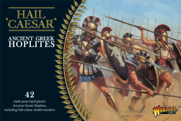 Ancient Greek Hoplites (42) -  Warlord Games