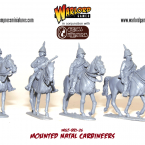 New: Anglo-Zulu War Mounted Natal Carbineers!