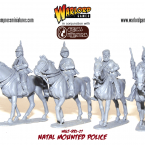 New: Anglo-Zulu Wars Natal Mounted Police!