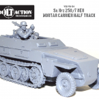 New: Sd.Kfz 250 halftrack variants!