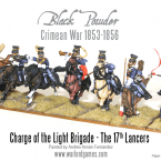 New: Crimean War 17th Lancers!