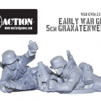New: Bolt Action German 5cm Granatenwerfer!