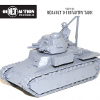 New: Bolt Action French Char D1!