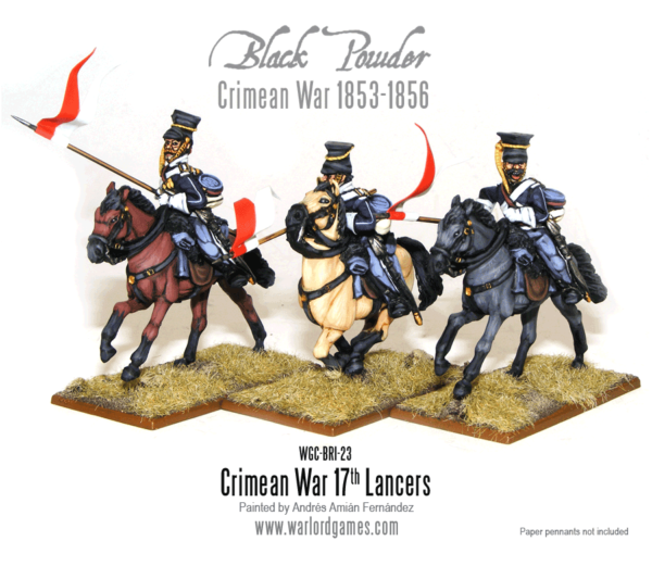 Crimean War 17th Lancers