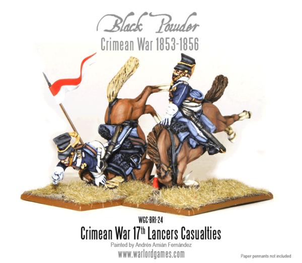 Crimean War 17th Lancers Casualties