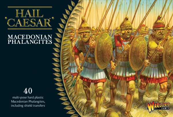 Macedonian Phalangites (40) -  Warlord Games