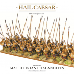 Focus: Macedonians for Hail Caesar
