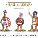 New: Greek Commanders with swords!