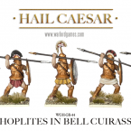 New: Hoplites in bell cuirass!