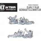 Preview: German 5cm mortar team
