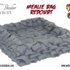 New: Anglo-Zulu War mealie bag redoubt!