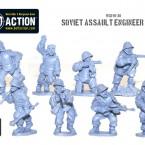 New: Soviet Assault Engineers!