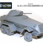 New: Sd.Kfz 231 6-rad armoured car!