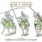 New: Sarmatian Light Cavalry and horse archers!