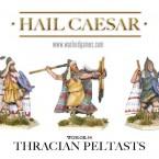 New: Thracian Peltasts!
