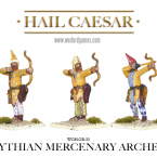 New: Scythian Mercenary Archers!