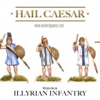 New: Illyrian Light Infantry!