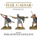 New: Psiloi with Javelins!