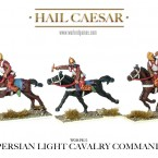 New: Persian Light Cavalry!