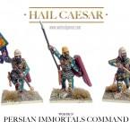 New: Persian Immortals!