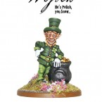 New: Marty McGuiness the Leprechaun Banker!