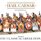 New: Greek and Spartan starter armies!