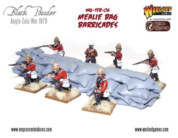 Mealie Bag barricade set