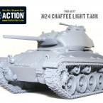 New: Bolt Action M24 Chaffee light tank!