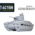 New: Bolt Action A12 Matilda II (BEF)!
