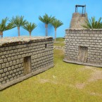 Making a Mesopotamian Mud Brick House