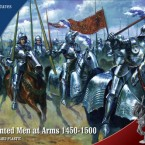 New: Plastic Mounted Men-at-Arms 1450-1500!