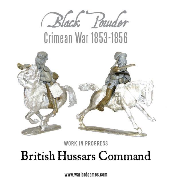 British Hussars Command