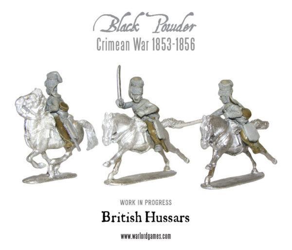 British Crimean Hussars
