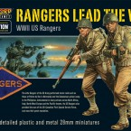 New: Bolt Action US Rangers!